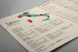 latinos-main-menu
