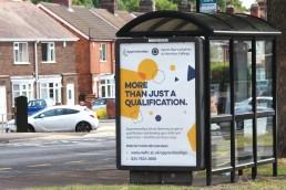 Apprenticeships Bus Stop