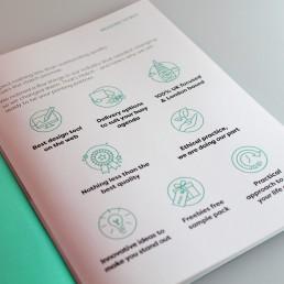 Hatch Print Sample Pack - Leaflet