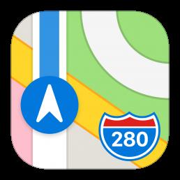 ios 11-apple-maps-Icon