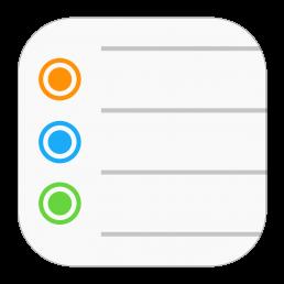 ios 11-reminders-Icon