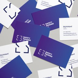 Safety Padding GB Business Card