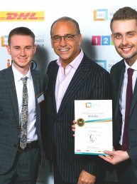 Brio Media with Theo Paphitis