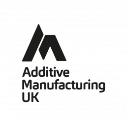 Additive Manufacturing UK Logo