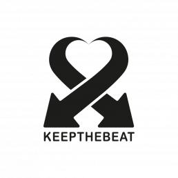 Keep the Beat Logo